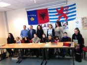 Shkolla Shqipe Luxembourg