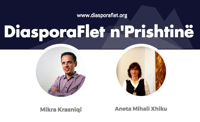DiasporaFlet n'Prishtinë